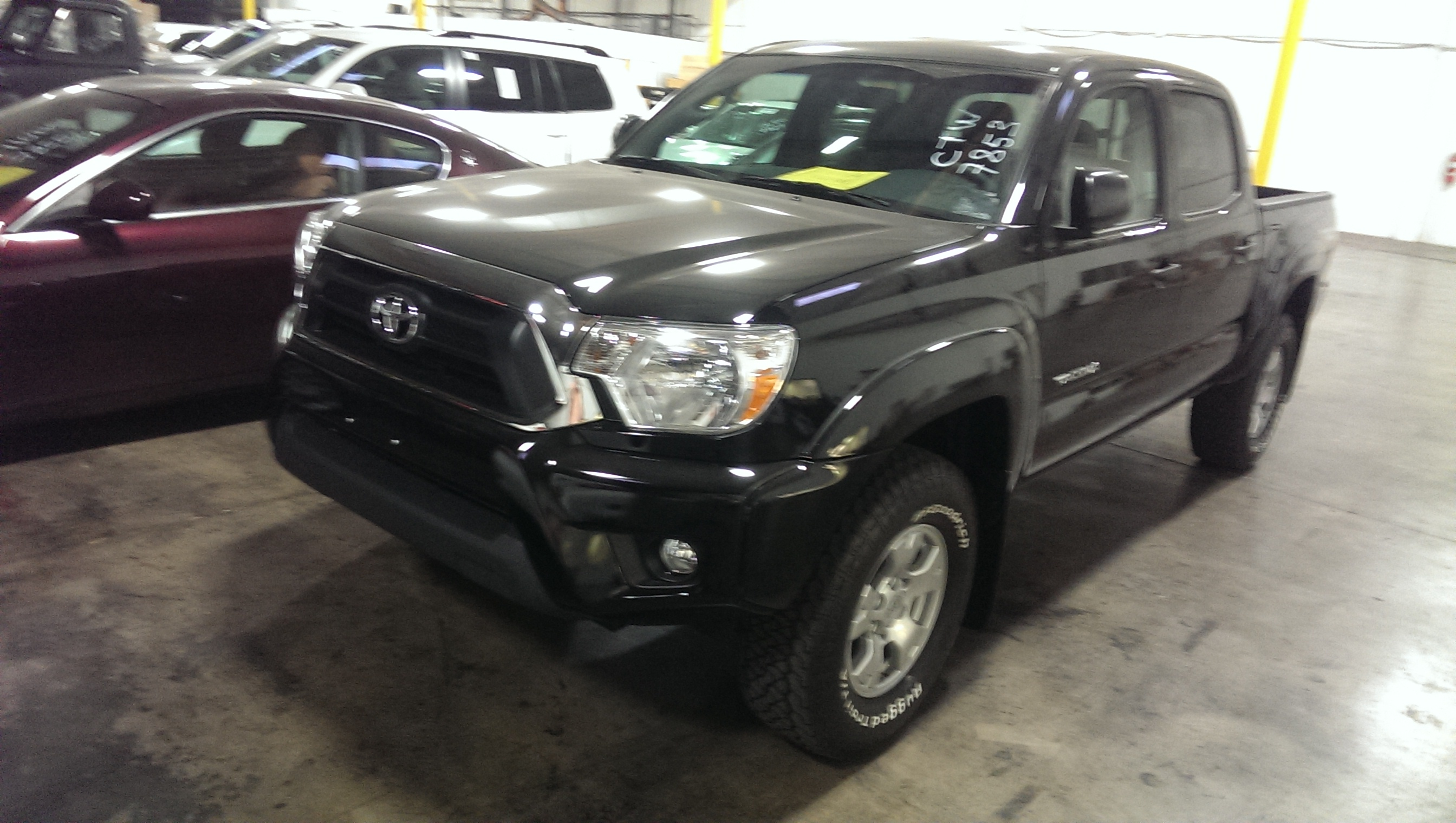 2014 TOYOTA TACOMA DOUBLECAB TRD-OFFROAD